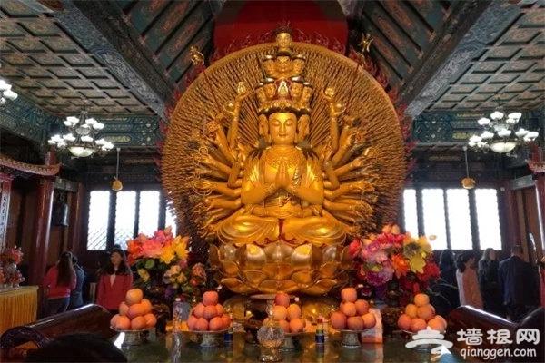 """北京十座""""最灵验""""的古寺,还有绝佳的风景~ 初秋出游再合适不过了![墙根网]"""