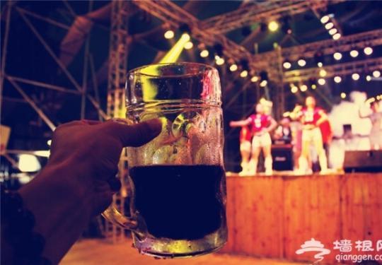 """畅饮啤酒节,让我们来""""嗨啤一夏""""!"""