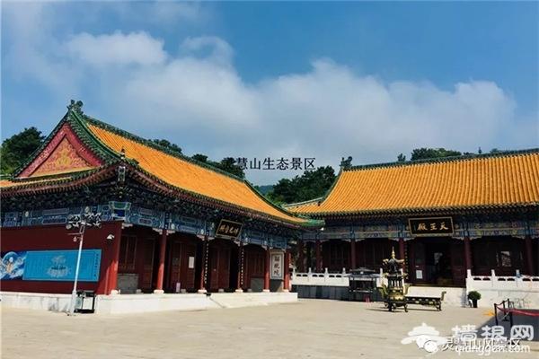 北京灵慧山景区给你美景+美食,据说还有不可多得的福利哦![墙根网]