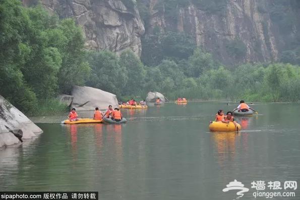 """风光惊艳、世外桃源,北京周边有个""""蓬莱仙山""""美翻了![墙根网]"""