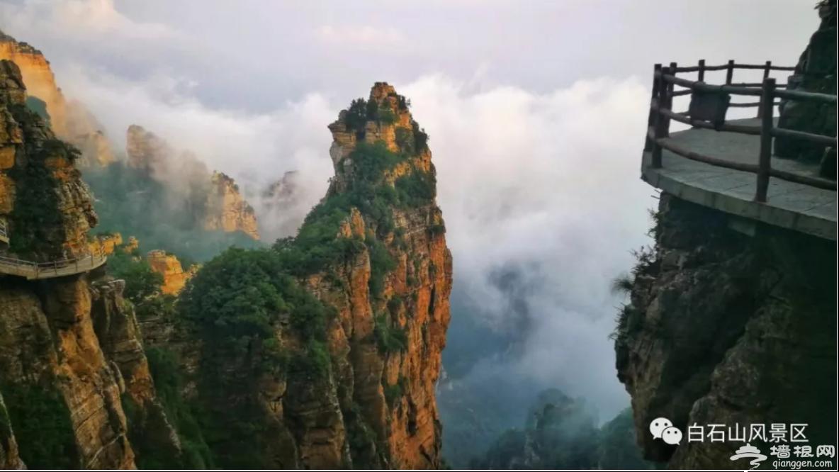 """北京隔壁的""""天空之城"""",竟藏着21℃的绝美夏天![墙根网]"""
