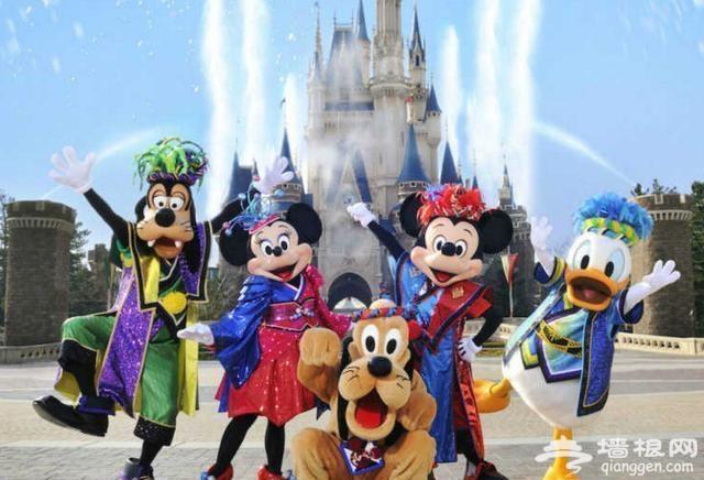 去上海迪士尼怎么玩?迪士尼旅游攻略送给你!满满都是干货![墙根网]