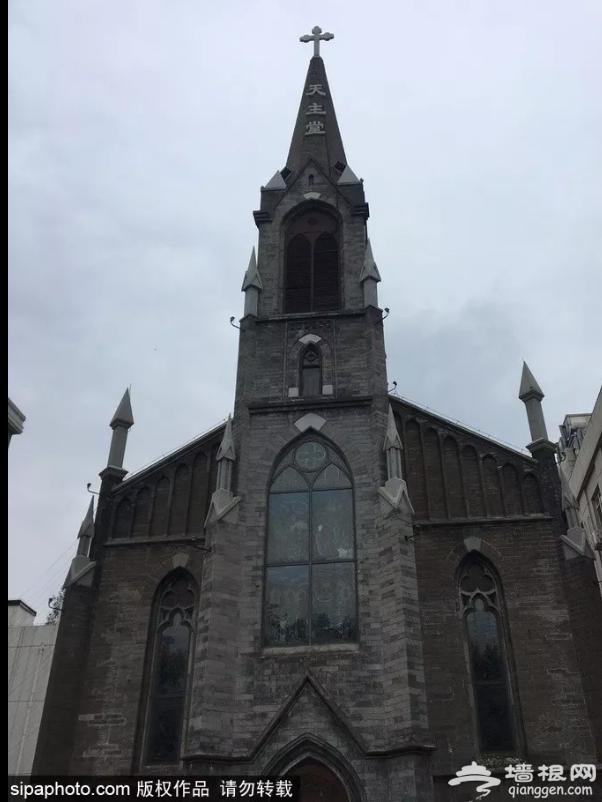不用出国办婚礼!原来北京周边就有这么多唯美的教堂,看完超想结婚![墙根网]