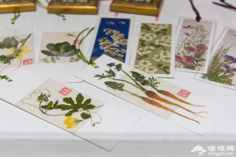 2018教师节上海植物园凭教师证免票 还可免费DIY押花书签[墙根网]