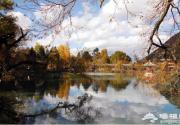 京郊山灵水秀游览地,充满灵性的景区