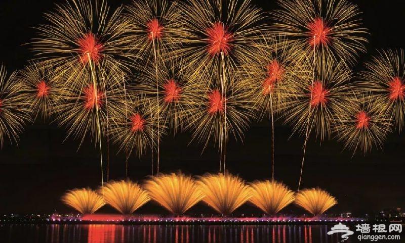 2018重庆长寿湖水上全景灯光展时间、地点及看点[墙根网]