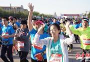 北京马拉松赛本周日开赛 144条公交线路分时避让