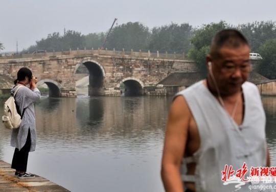 长安街延长线将建大型城市公园:以漕运文化为主题 位于八里桥周边