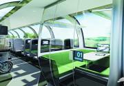 """广深港高铁已开通 未来高铁车厢还有何""""脑洞大开""""的设计?"""