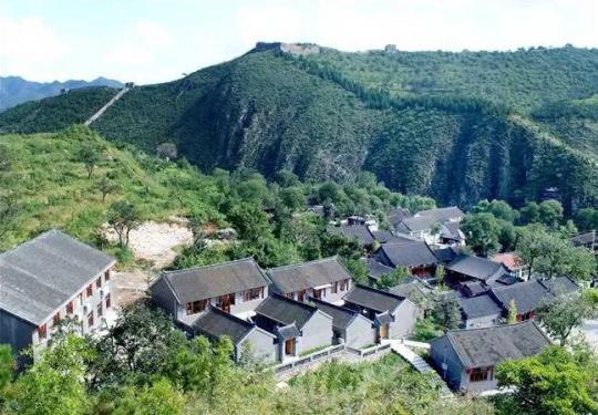 河北古村落,感受岁月静好的美