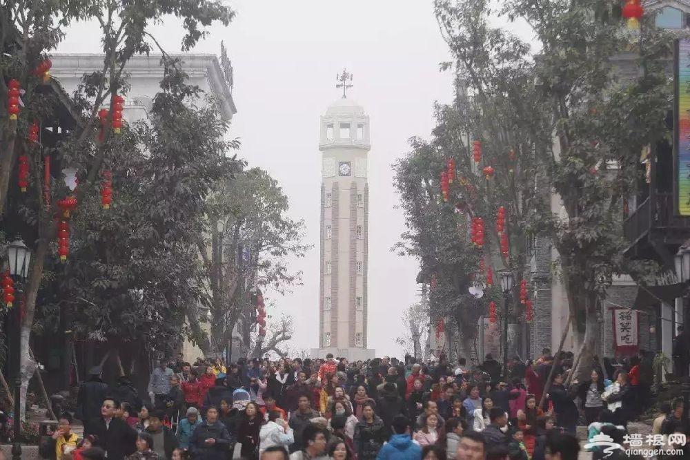 2018重庆两江国际影视城旅游节时间及亮点[墙根网]