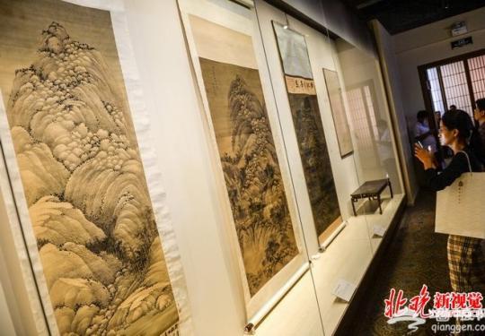 """中秋节北京多家博物馆周一不闭馆 20个文物展览精彩""""伴假"""""""