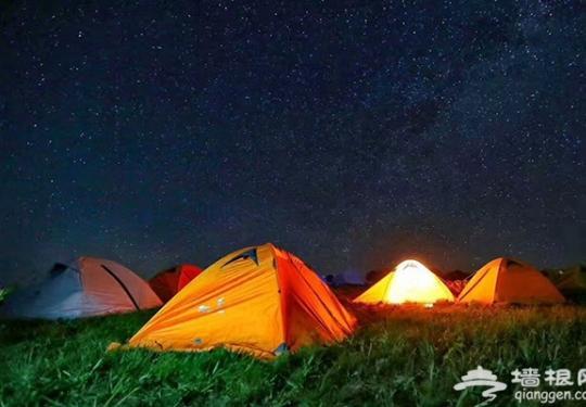 秋高气爽夜空美,浪漫季节瞭望星空