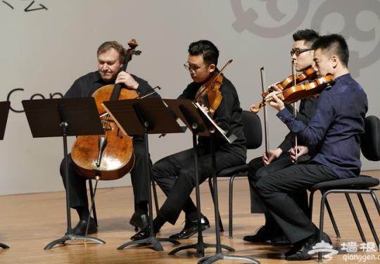 """北京国际音乐节上演室内乐盛宴 听了这样的管弦乐耳朵""""会怀孕"""""""