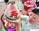 护国寺的寿桃稻香村的花糕 老字号与老百姓还有哪些重阳之约?