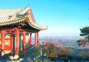 香山红叶节拉开序幕 历史上哪些名人曾在此留下名篇题记?
