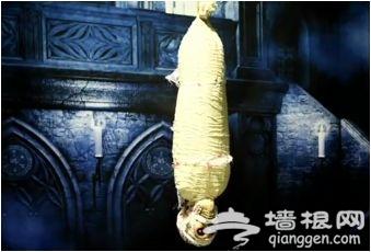 2018北京欢乐谷万圣节鬼屋 鬼吹灯之云南虫谷[墙根网]