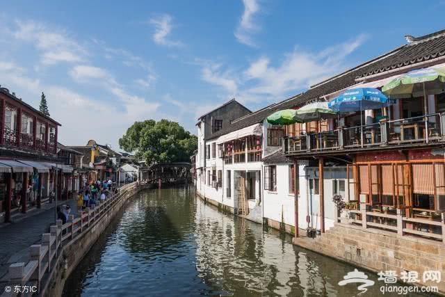 上海的第一古镇,名气比不上周庄,但是值得我们一去![墙根网]