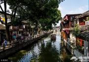 上海的第一古镇,名气比不上周庄,但是值得我们一去!