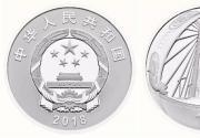 港珠澳大桥纪念币面值多少钱?购买价格及怎么买