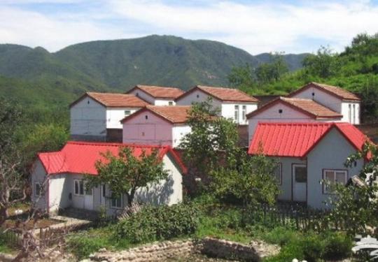 京郊休闲农庄漫山瓜果飘香 来此体验农趣丰收怡然生活