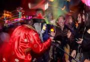 2018上海欢乐谷万圣狂欢夜 妖你一起来鬼混