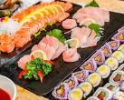 108元享海航大厦万豪酒店自助午餐(一大一小),尽享海鲜盛宴