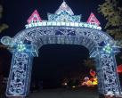 2018京西古道自贡灯会11月1日正式开幕 门票128元