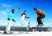 崇礼新雪季开滑