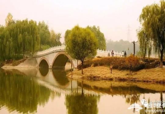 盘点大兴可以赏秋景的公园,家门口赏秋啦~