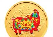 己亥(猪)年金银纪念币下周五发行 全套总共17枚均为法定货币