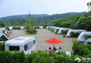 京郊房车营地悄然兴起 与家人一起来这里亲近自然!
