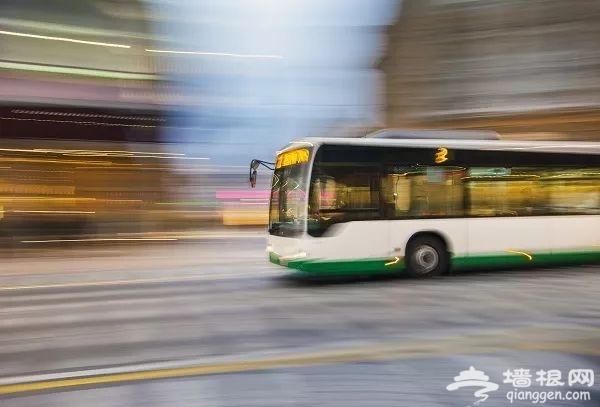 11月18日上海马拉松开跑 128条公交线路绕道而行或停开[墙根网]