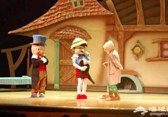大型童話舞臺劇《木偶奇遇記》(劇情介紹+時間+地點+票價+在線購票)