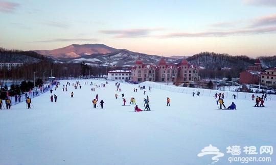 2018哈尔滨亚布力滑雪场开放时间