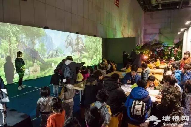 北京欢乐谷侏罗纪&光影抖拍乐园(开放时间+门票+亮点)[墙根网]