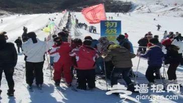 2018天津滑雪场地汇总+优惠活动[墙根网]