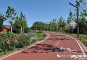"""北京亦庄有座""""智慧公园"""":座椅能充电 垃圾桶自动感应"""