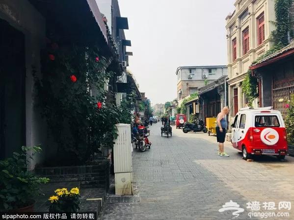 走过北京这些百年老街,我再也不想去其他古镇了![墙根网]