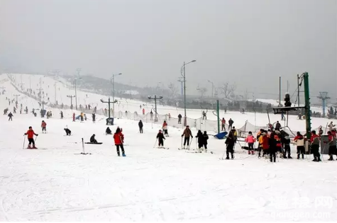 2018石家庄圣诞节平安夜滑雪好去处