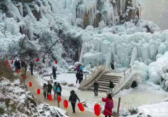 2018保定滿城第四屆龍居冰瀑節(時間+地址+門票)