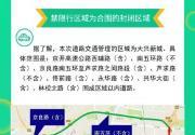 2019年1月1日起大兴交通禁限行规定及处罚标准