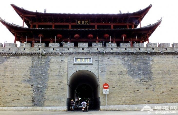 国内33处精选古城墙 你去过几处[墙根网]