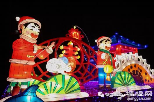 冬游上海,各区精彩旅游活动早知道[墙根网]