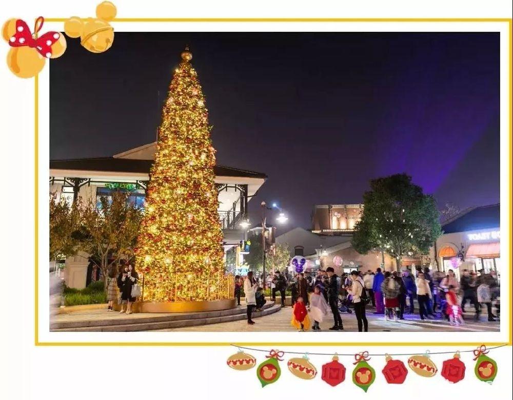 2018上海迪士尼小镇圣诞奇妙之旅打卡攻略