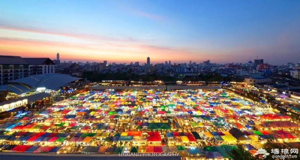 泰国推出电子落地签 不排队1分钟快速通关[墙根网]