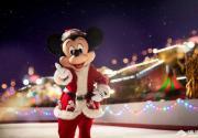 2018上海迪士尼小镇圣诞节活动攻略