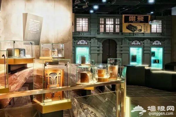 上海静安区工业旅游景点 感受大上海时代风采[墙根网]