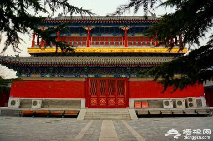 """万寿寺被称""""京西小故宫"""" 当年的""""总政幼儿园""""最初也在此地[墙根网]"""