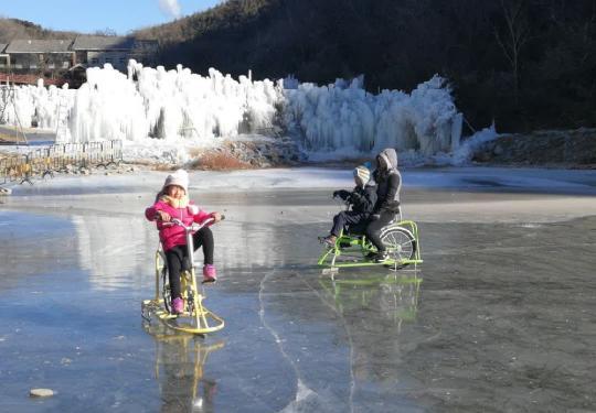 金祖山第四届冰雪节12月15日开幕 参与活动可免费进场